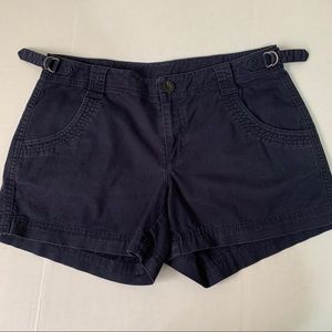 Athleta Women's Blue Shorts Size 6